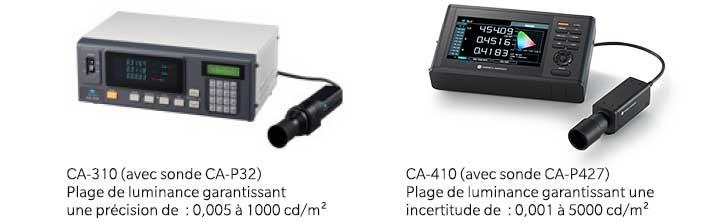 Ca-310 ca-410 instruments fr